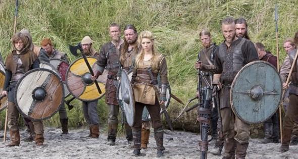 Vikings season three