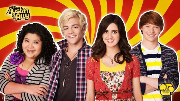 Austin & Ally season four