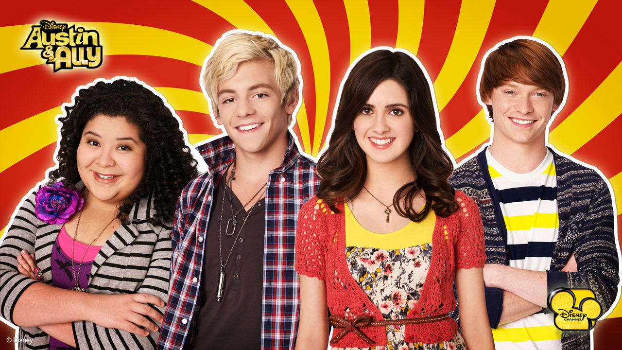 austin and ally officially dating