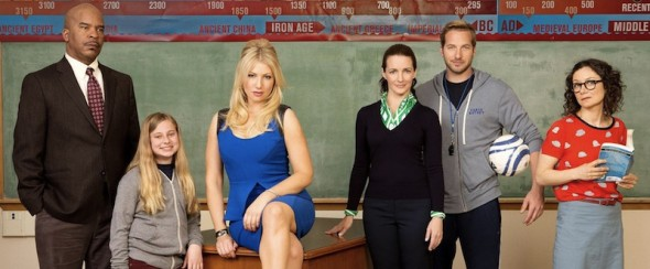 Bad Teacher TV show on CBS
