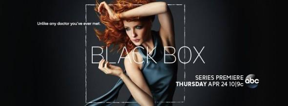 Black Box on ABC ratings