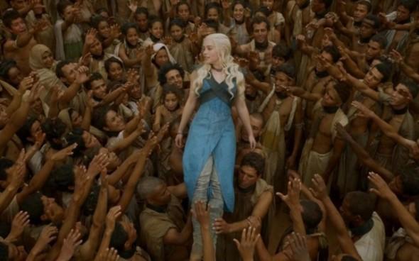 Game of Thrones season five, season six