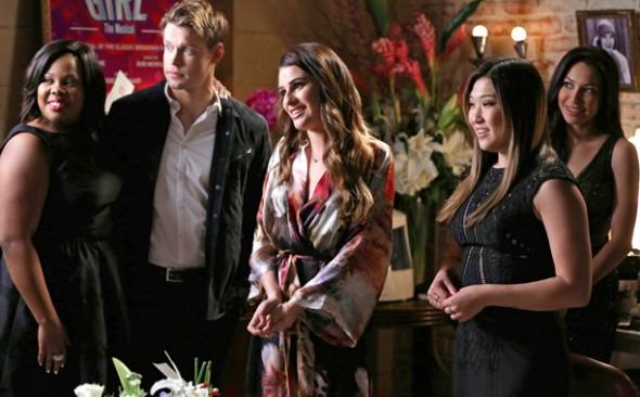 Glee TV show on FOX ratings
