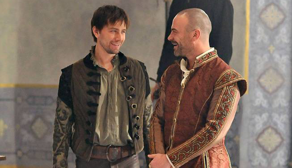 Reign on CW ratings