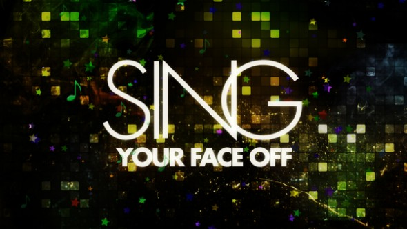 sing your face off TV show on ABC