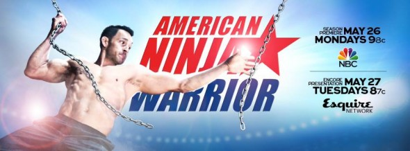 American Ninja Warrior TV show on NBC ratings