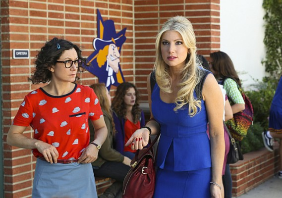 Bad Teacher: canceled TV show pulled by CBS