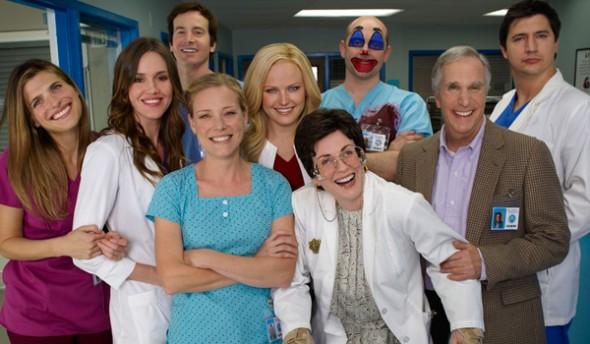 childrens hospital season six