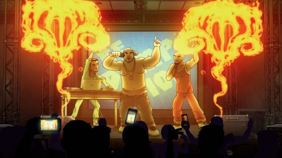 Chozen TV show on FX canceled