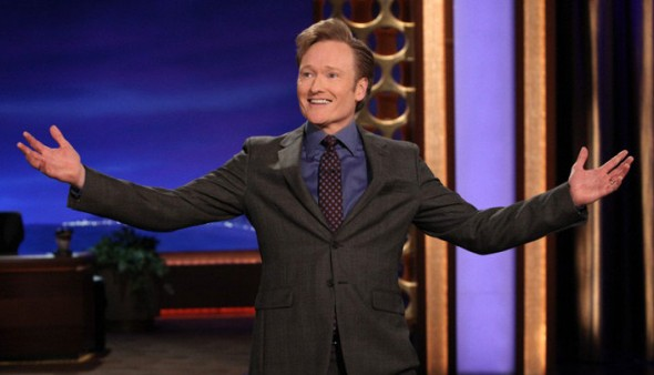 Conan TV show on TBS renewed