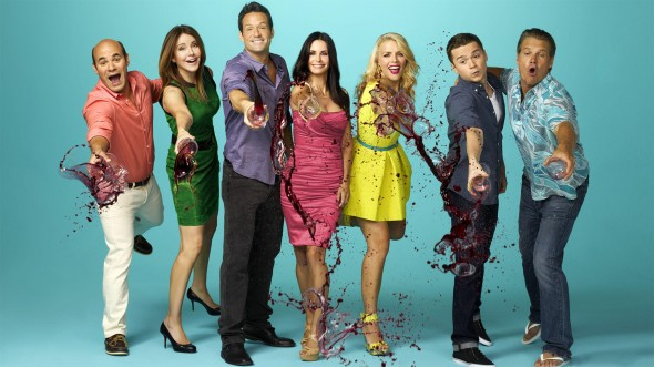 Cougar Town season six