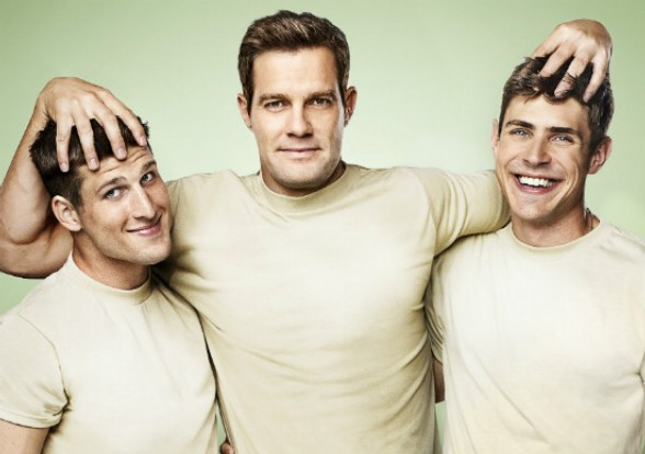 Enlisted canceled TV show