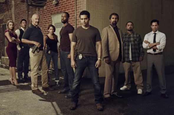 Gang Related TV show on FOX