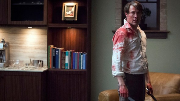 Hannibal season two finale ratings