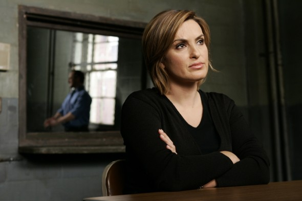 Law and Order SVU season 16