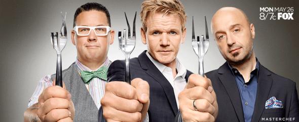 MasterChef TV show on FOX ratings