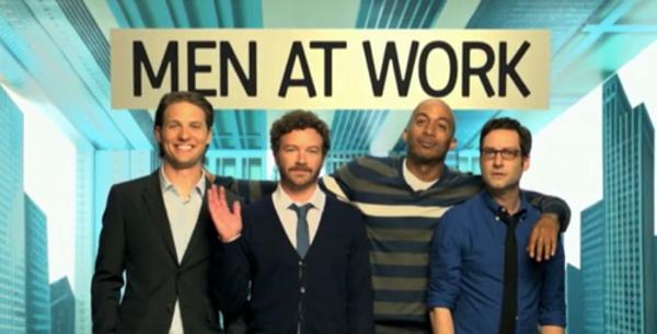 Men At Work Serie
