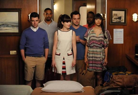 New Girl TV show ratings
