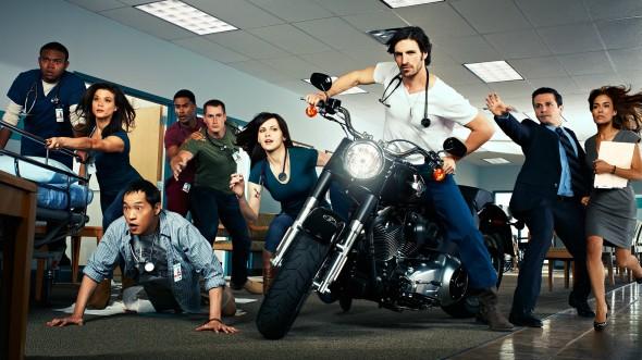 The Night Shift TV show on NBC