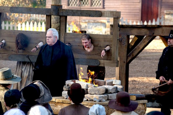 Salem TV show on WGN: season two