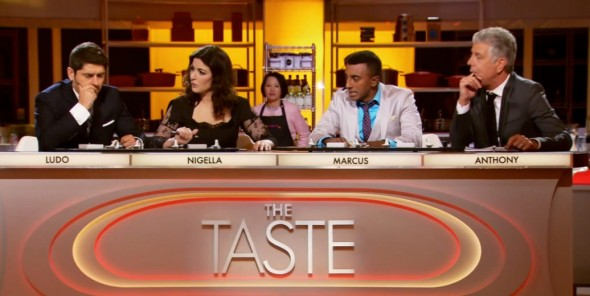 The Taste TV show on ABC: season three