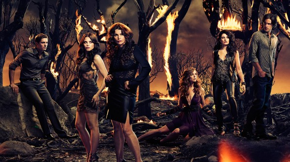 Witches of East End season two
