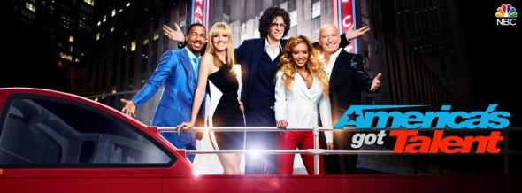 Americas Got Talent TV show ratings