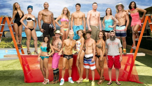 Big Brother CBS TV show season 16