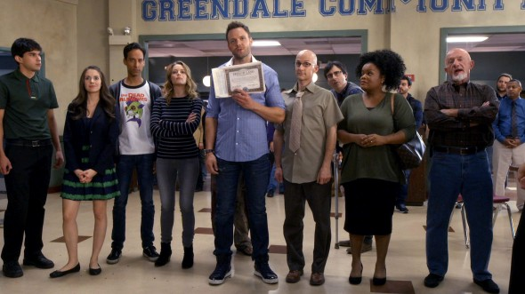 Community TV show: season 6