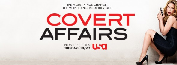 Covert Affairs TV show on USA