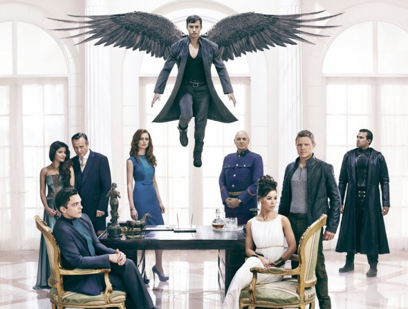 Dominion TV show on Syfy