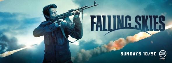 Falling Skies: TNT TV show