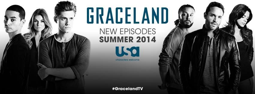 Graceland (Series) - TV Tropes  |Graceland Tv Show