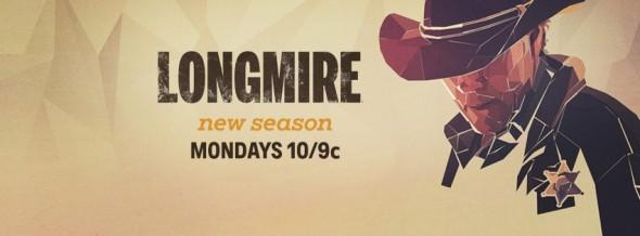 Longmire TV show on A & E ratings