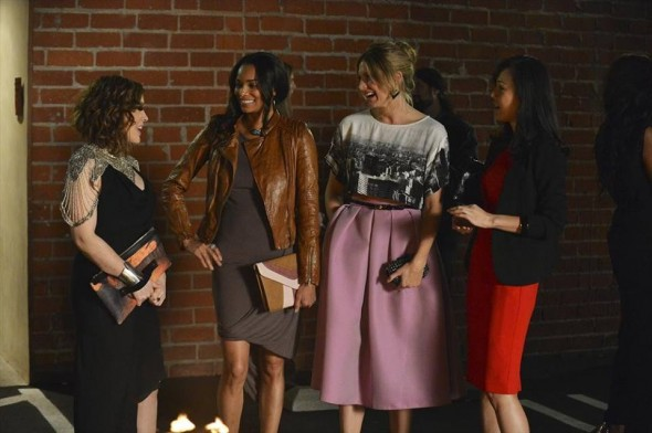 Mistresses TV show on ABC ratings