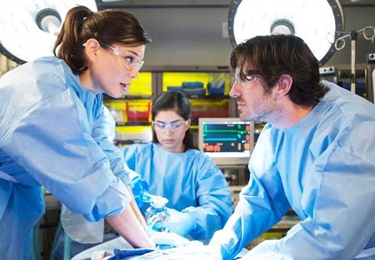 The Night Shift TV show on ABC ratings