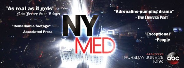 NY Med ABC TV show ratings