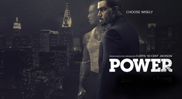 Power TV show: season 2