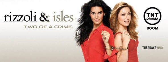 Rizzoli and Isles TNT TV show ratings