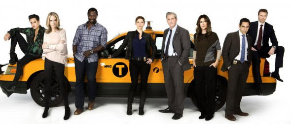 Taxi Brooklyn NBC TV show