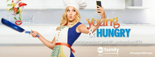 Young & Hungry TV show on ABC Family ratings