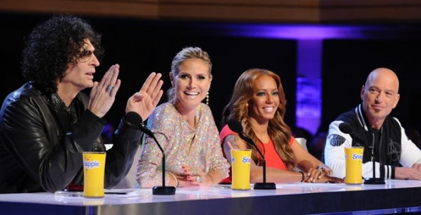 America's Got Talent TV show on NBC renewed
