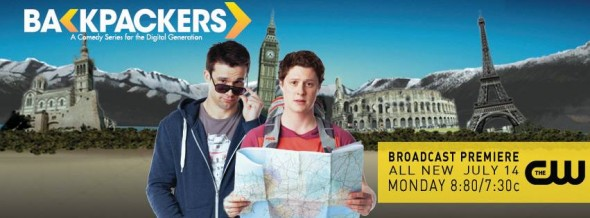 Backpackers TV show ratings