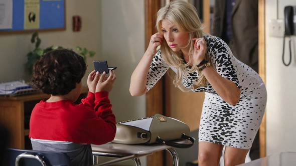 Bad teacher TV show on CBS ratings