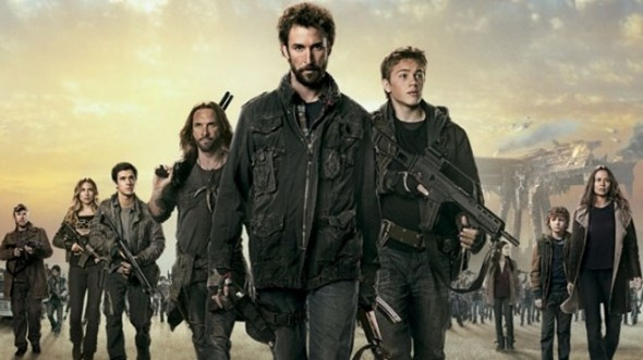 Falling Skies TV show on TNT ending