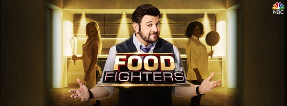 Food Fighters TV show ratigns