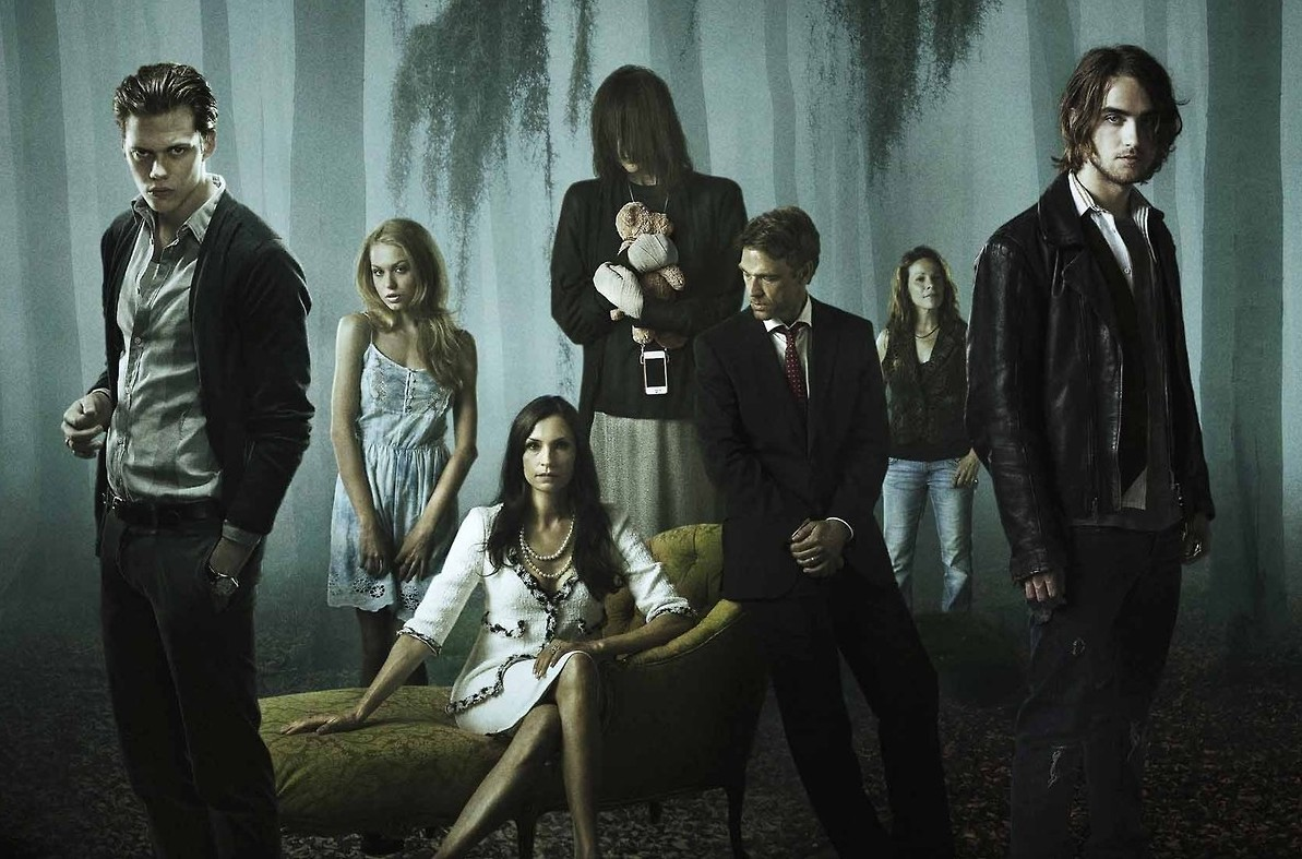 Hemlock Grove - Season 1 publicity still of Nicole Boivin