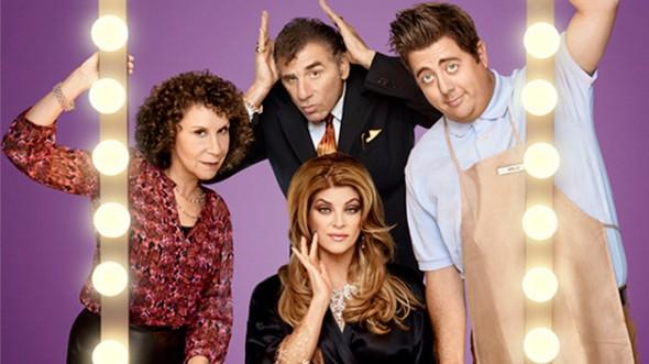 Kirstie TV show on TV Land canceled, no season 2
