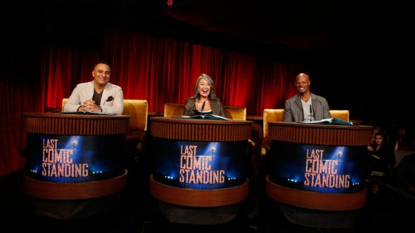 Last Comic Standing TV show on NBC: renewed for season 9