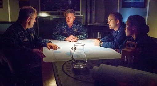 The Last Ship TV show on TNT: season 2